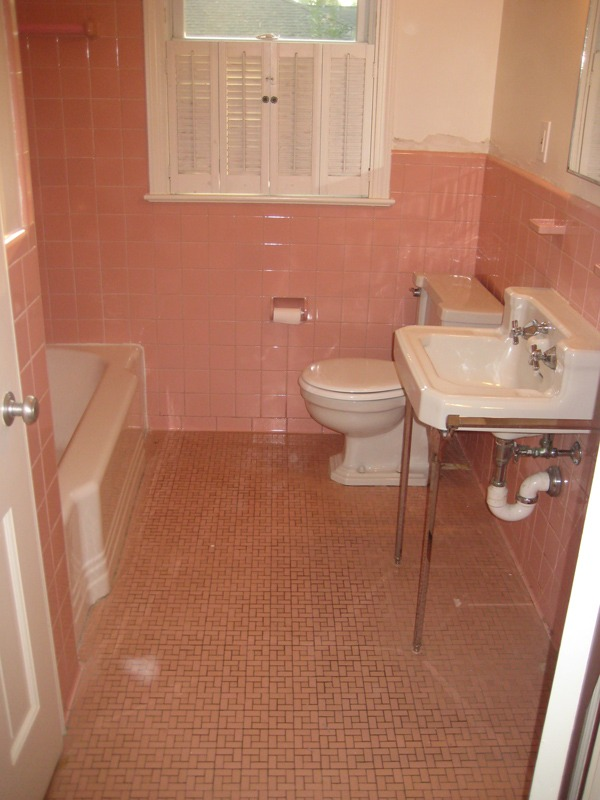 Bathroom Remodel 50 39 S Style To Contemporary Maryland