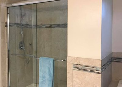 Shower with Seat After