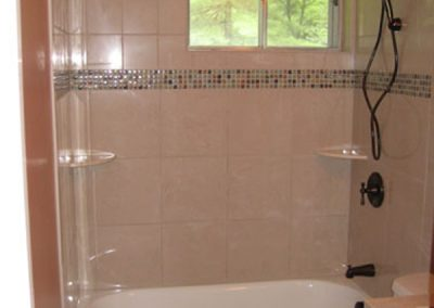 Bathroom Remodel Oil Rubbed Bronze